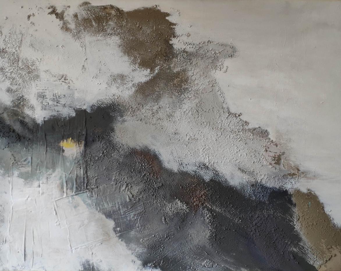 Tentative sable mouillé, série Les Essentiels