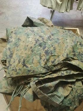 USMC Field Tarp Reversible
