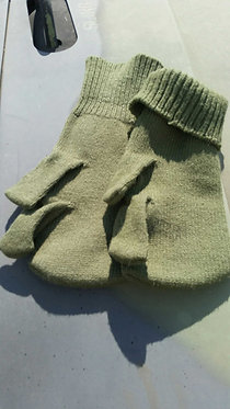 Wool Rifle Inner Liner Gloves
