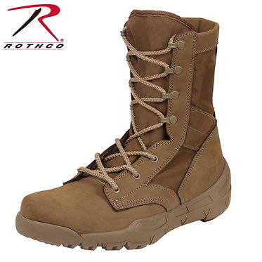 V-Max Lightweight Tactical Boot AR670-1 Coyote Brown