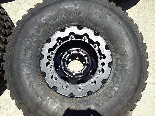 """Rock Rings for 16.50"""" Wheel"""