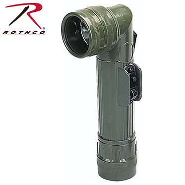G.I. Type D-Cell Flashlights Olive Drab