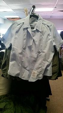 Womens Air Force Dress Shirt