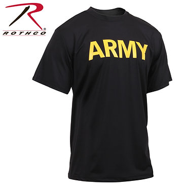 Army PT Shirt