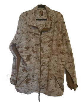 USMC Desert Digital Marpat Polartec Fleece