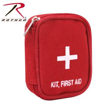 Soldiers First Aid Red