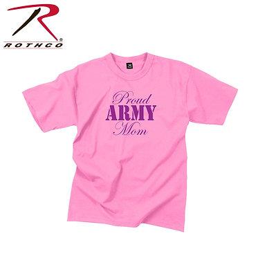 Rothco Proud Army Mom T-Shirt