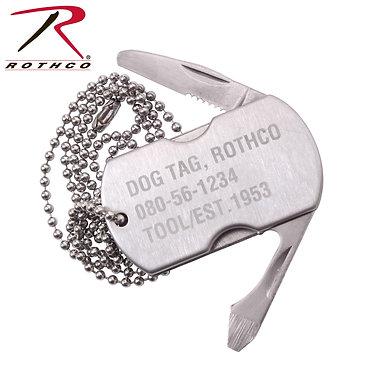 Dog Tag Multi-tool