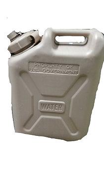 Water jug, military