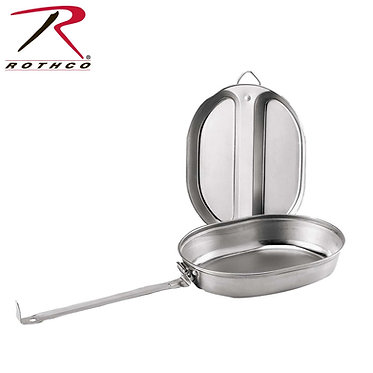 Stainless Steel Mess Kit #130