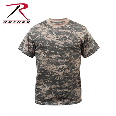 Camo T-shirts ACU Digital