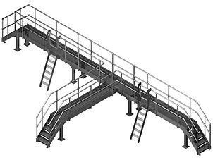 Walkway Bridges Design