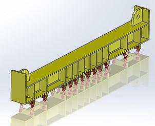 Spreader Beam design