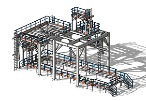 Mezzanine Platforms Design