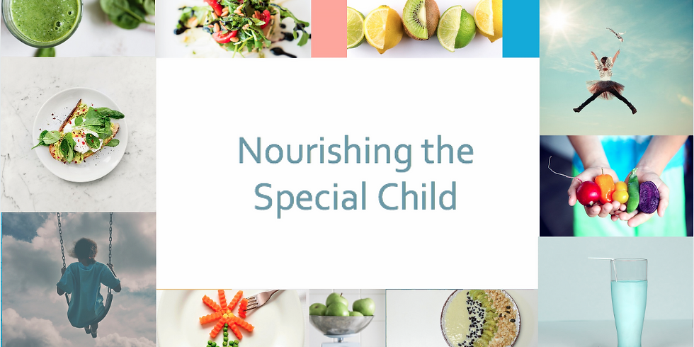 Nourishing the Special Child