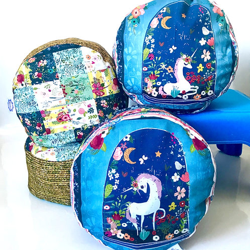 Unicorn/Flower Basket