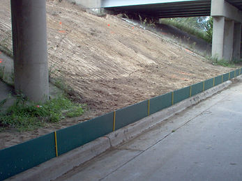 SiltShield, extruded sediment fence, inlet protection, BMPs, sediment control,