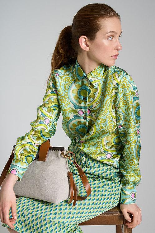 Zijden blouse, Maliparmi
