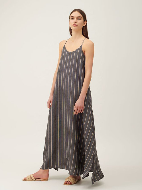 Linnen jurk Lisa, Xacus