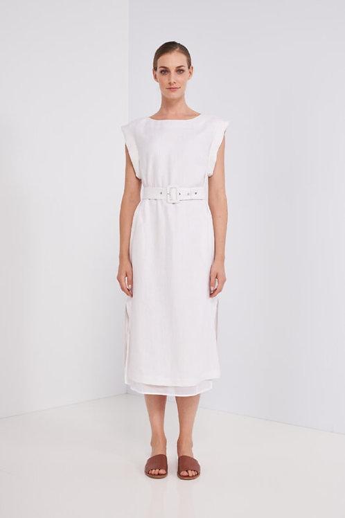 Linnen jurk, Peserico