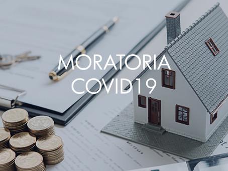 Moratoria en el pago del alquiler en locales de negocio a causa del COVID-19