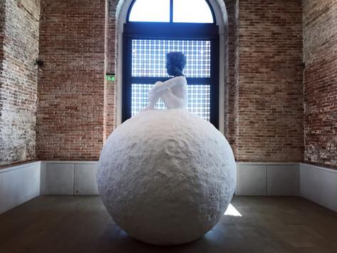 Visiting 'Untitled, 2020' at Punta della Dogana