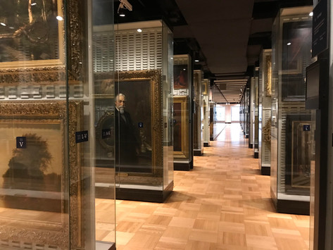 Museum storages: The hidden treasures of the museums