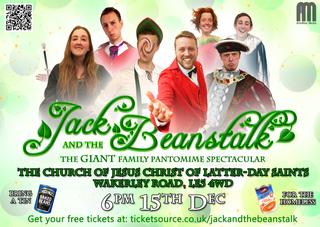 Jack & the Beanstalk Mini Poster