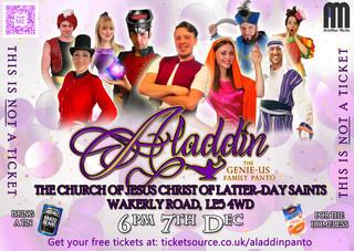 Aladdin Mini Poster