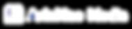 ArloMae-Media-Logo-White-Long with borde
