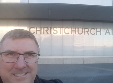 New Zealand here we are!! Day 1
