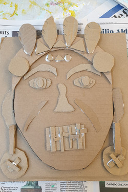 Putney High School / Aztec Masks