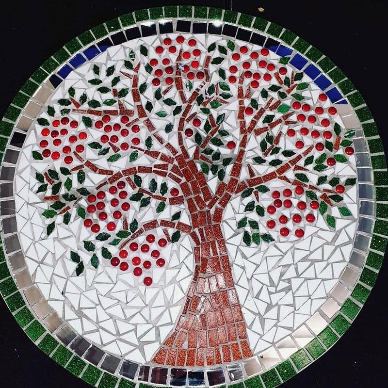 The Rowans School / Mosaic Sign