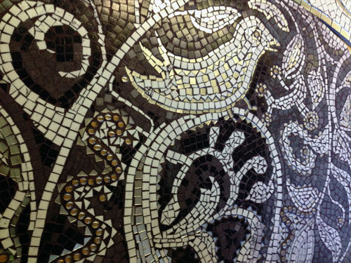 One day mosaic project
