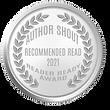 2021 Author Shout Reader Ready Award - R
