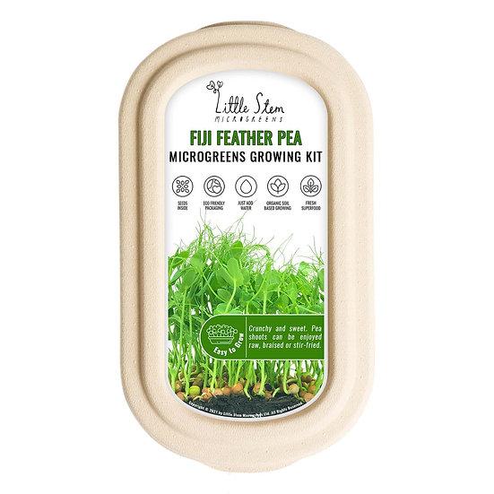 Microgreens Growing Kit - Fiji Feather Pea