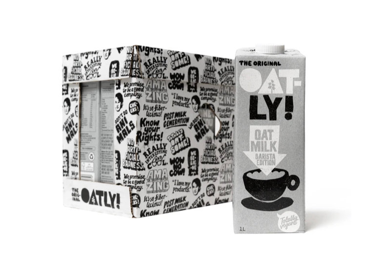 Oatly Barista Edition -6Pack