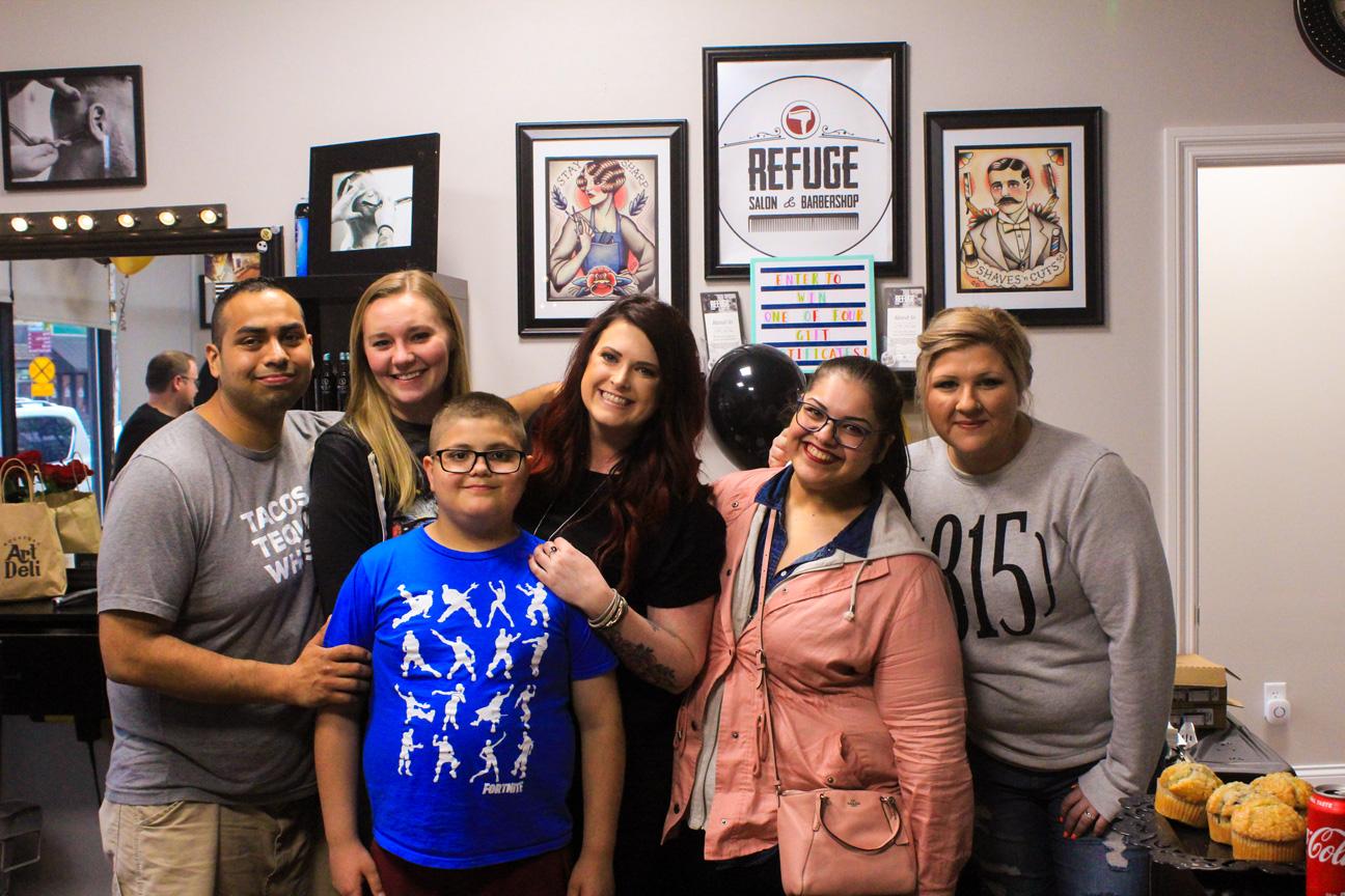 Refuge Salon and Barbershop