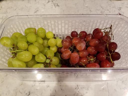 No more Lousy, Rotten, Stinkin' Grapes!