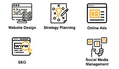 Barakat Group - Online Presence - Online Marketing