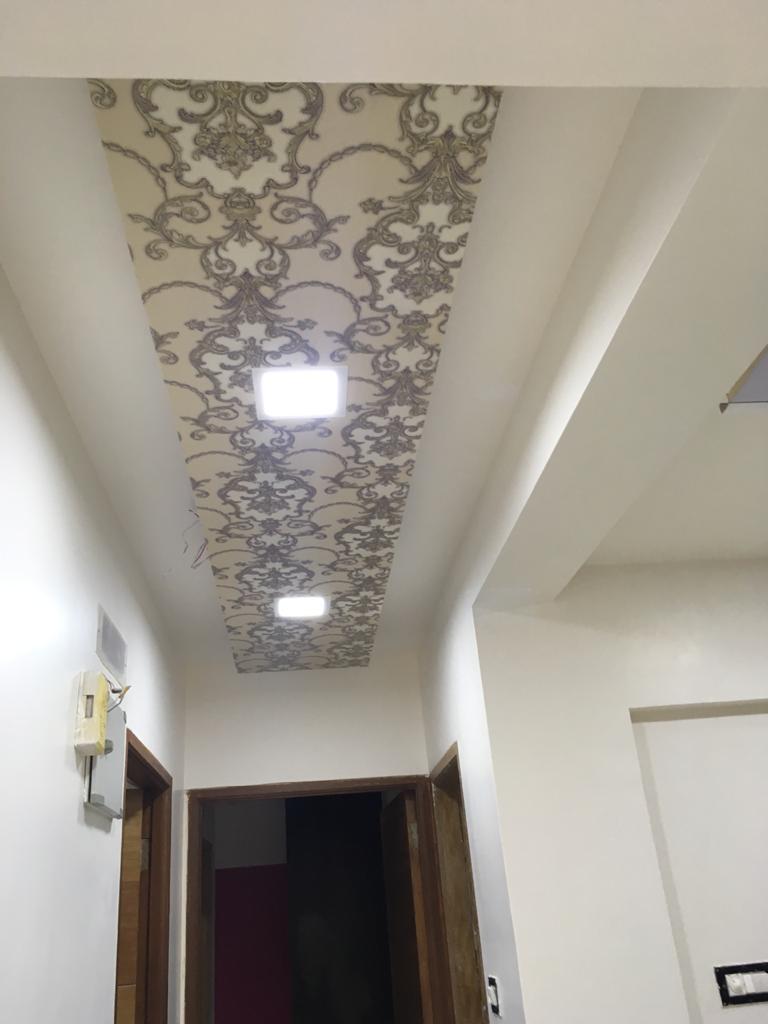 Passage Ceiling