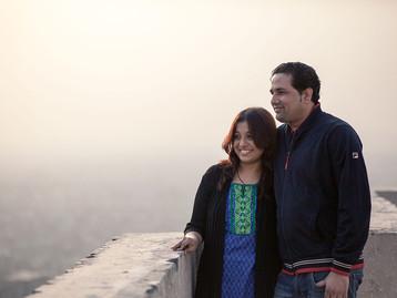인도여행 #6 현지인 가정집 방문하다