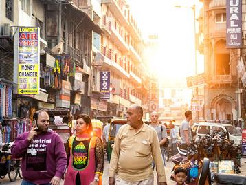 인도여행 #5 델리에서 만난 인도친구