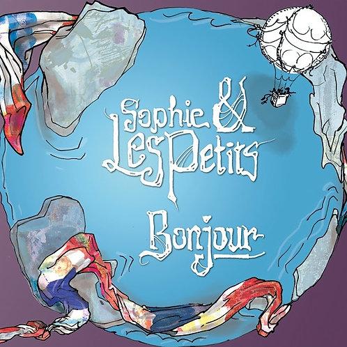 Signed CD: Bonjour