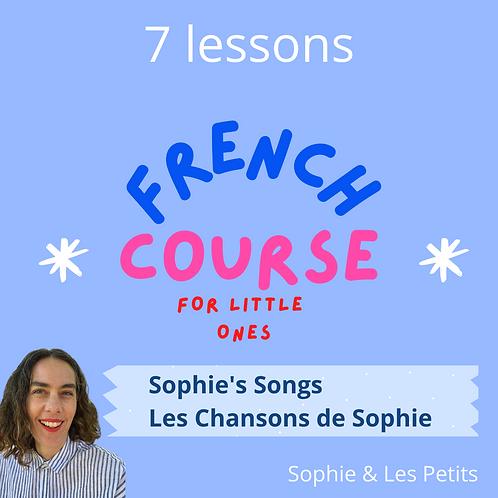 Les Chansons de Sophie & Les Petits