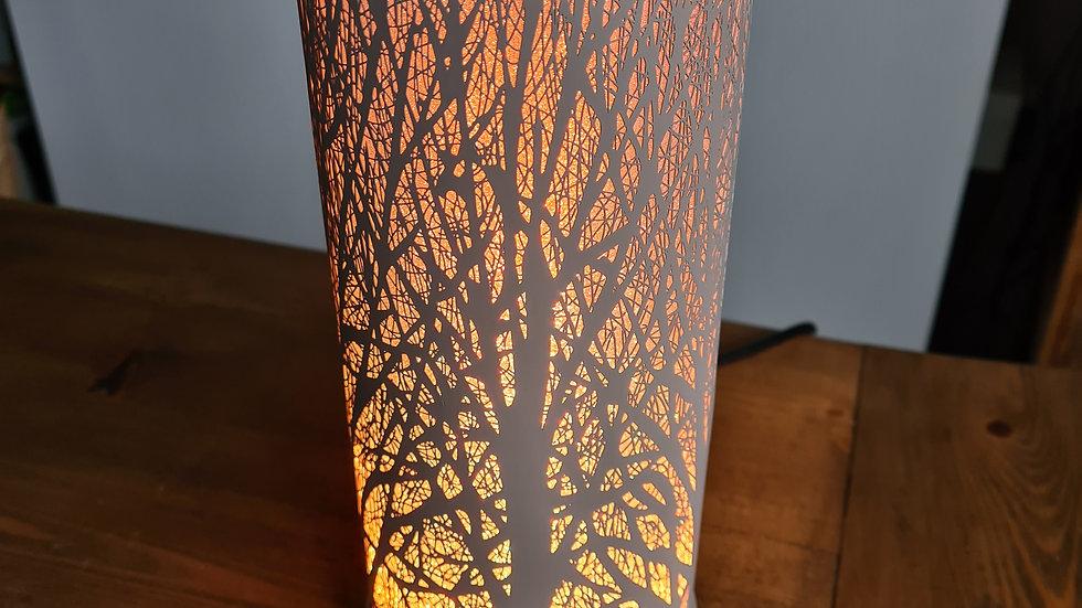 Grey Tree Colour Change Aroma Lamp