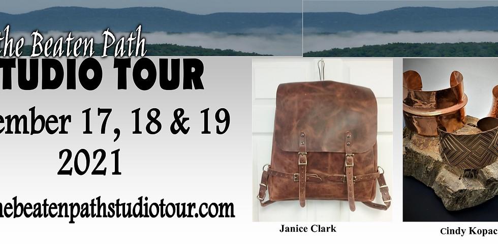Off the Beaten Path Studio Tour