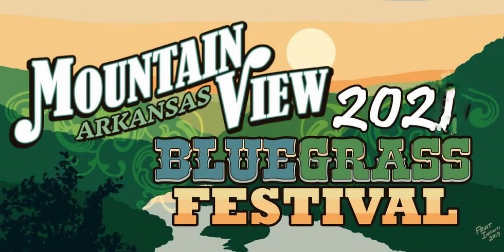 Mountain View Bluegrass Festival