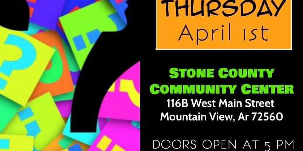 Stone County Community Center Trivia Night