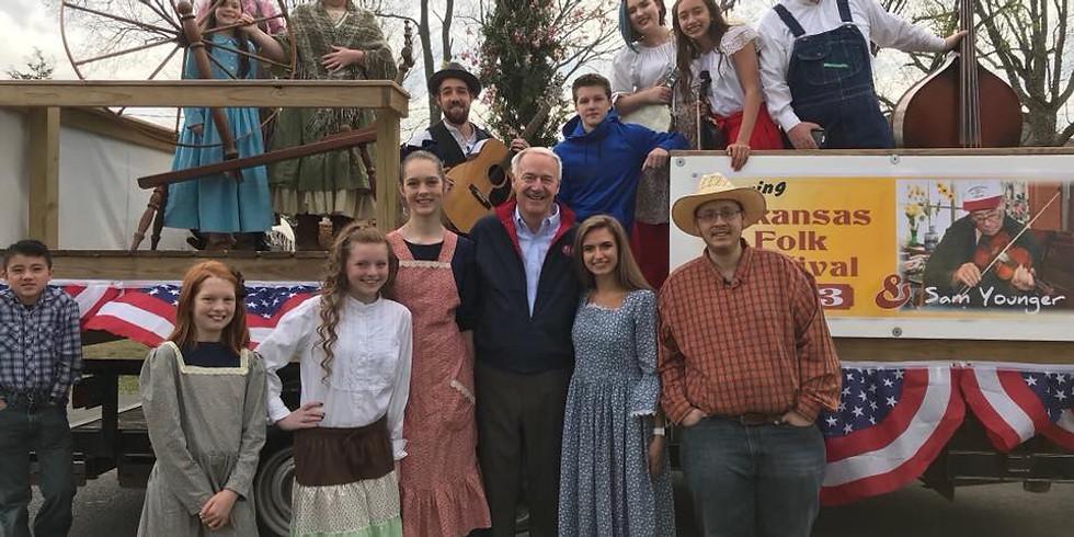 58th Annual Arkansas Folk Festival